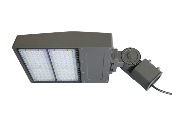 Picture of 100W 110v SHOEBOX  PARKING LOT LIGHT 5000K(COOL WHITE)