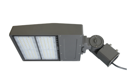 Picture of 200W 110v SHOEBOX  PARKING LOT LIGHT 5OOOK(COOL WHITE)